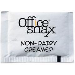 Office Snax Single-use Non-Dairy Creamer - Packet - 1Carton