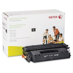 Remanufactured High Yield Toner Cartridge Alternative For HP 53X (Q7553X) - Laser - 7000 Page - 1 Each