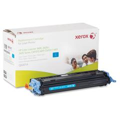 Xerox Remanufactured Toner Cartridge - Alternative for HP 124A (Q6001A) - Cyan - Laser - 2000 Pages - 1 Each