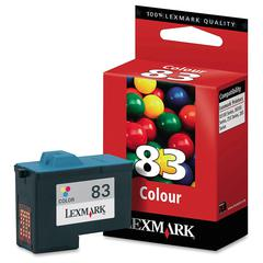 Lexmark Tri-color Ink Cartridge - Inkjet - Standard Yield - 450 Pages - 1 Each