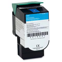 InfoPrint Original Toner Cartridge - Laser - 4000 Pages - Cyan - 1 Each