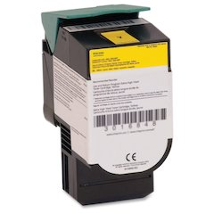 InfoPrint Original Toner Cartridge - Laser - 4000 Pages - Yellow - 1 Each
