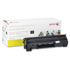 Xerox Remanufactured Toner Cartridge - Alternative for HP 35A (CB435A) - Black - Laser - 1500 Page - 1 Each