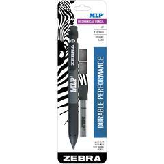Zebra Pen MLP2 Mechanical Pencil - #2 Lead Degree (Hardness) - 0.9 mm Lead Diameter - 1 Pack