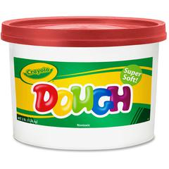 Crayola Super Soft Dough - Modeling, Fun and Learning - 1 Each - Red