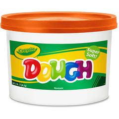 Crayola Super Soft Dough - Modeling, Fun and Learning, Painting and Drawing - 1 Each - Orange