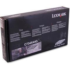 Lexmark C734X44G Photoconductor Unit - 80000 - 1 Each - OEM