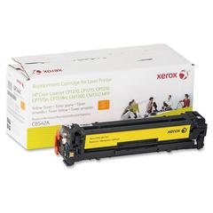 Xerox Remanufactured Toner Cartridge - Alternative for HP 125A (CB542A) - Laser - 2200 Pages - Yellow - 1 Each