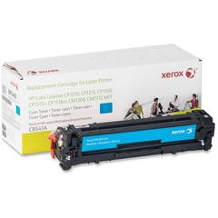 Xerox Remanufactured Toner Cartridge - Alternative for HP 125A (CB541A) - Laser - 2200 Pages - Cyan - 1 Each