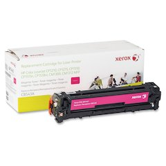 Xerox Remanufactured Toner Cartridge - Alternative for HP 125A (CB543A) - Magenta - Laser - 2200 Pages - 1 Each