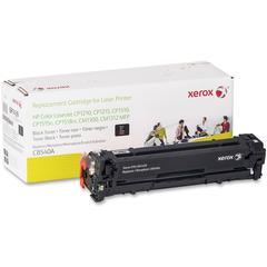 Xerox Remanufactured Toner Cartridge - Alternative for HP 125A (CB540A) - Black - Laser - 2200 Page - 1 Each