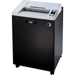 Swingline® TAA Compliant CX22-44 Cross-Cut Commercial Shredder, Jam-Stopper®, 22 Sheets, 20+ Users - Continuous Shredder - Cross Cut - 22 Per Pass - for shredding Paper, Staples, Credit Card,