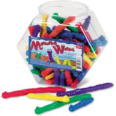 Learning Resources Measuring Worms - Skill Learning: Measurement, Mathematics, Counting, Sorting