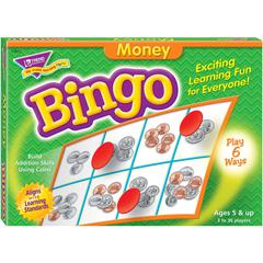 Trend Money Bingo Games - Theme/Subject: Learning - Skill Learning: Early Skill Development