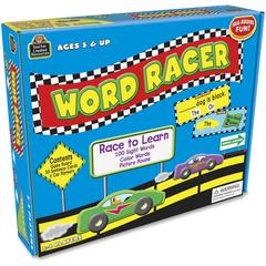 Teacher Created Resources Word Racer Game - Educational - 2 to 4 Players