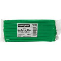ChenilleKraft Extruded Modeling Clay - Art, Craft - 1 Pack - Green