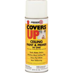 Rust-Oleum COVERS UP Ceiling Paint & Primer In One - 13 fl oz - 1 Each - White