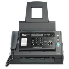 Panasonic KX-FL421 Laser Fax Machine - Laser - Monochrome Sheetfed Digital Copier - 10 cpm Mono - 600 x 600 dpi - 250 Sheets Input - Plain Paper Fax - Corded Handset - 33.60 kbit/s Modem