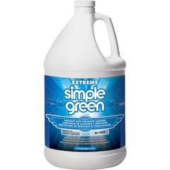 Simple Green Extreme Aircraft/Precision Cleaner - 1 gal - Unscented - 1 Each - Clear