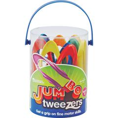 Learning Resources Jumbo Tweezers Set - Theme/Subject: Learning - Skill Learning: Fine Motor, Sensory Perception, Eye-hand Coordination