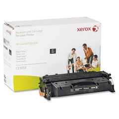 Xerox Remanufactured High Yield Toner Cartridge Alternative For HP 05X (CC505X) - Laser - 6500 Pages - 1 Each