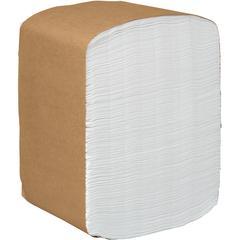 """Scott Full Fold Dispenser Napkins - 1 Ply - Full Fold - 12"""" x 17"""" - White - Soft, Absorbent - For Multipurpose - 24 / Carton"""