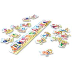 Floor Puzzle - Theme/Subject: Learning - Skill Learning: Alphabet, Alphabet Puzzle, Letter Recognition, Spelling - 27 Pieces