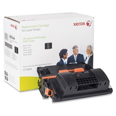 Remanufactured High Yield Toner Cartridge Alternative For HP 64X (CC364X) - Laser - High Yield - 27600 Page - 1 Each