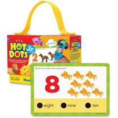 Hot Dots Jr. Numbers Card Set - Educational