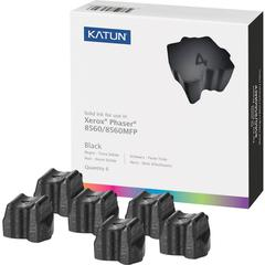 Katun Performance Solid Ink Stick - Alternative for Xerox (108R00727) - Solid Ink - 6800 Pages - Black - 6 / Box