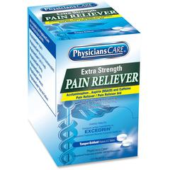 PhysiciansCare Extra Strength Pain Reliever Tablets - 50 x Piece(s) - 50 / Box