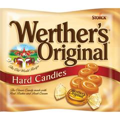 Werther's Original Storck Hard Candies - Caramel - 9 oz - 1 Bag