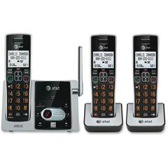 CL82313 DECT 6.0 Cordless Phone - Cordless - 1 x Phone Line - 2 x Handset - Speakerphone - Answering Machine - Hearing Aid Compatible