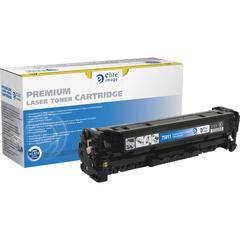 Elite Image Remanufactured Toner Cartridge - Alternative for HP 305A (CE410A) - Laser - 2200 Pages - Black - 1 Each