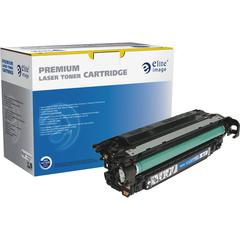 Elite Image Remanufactured Toner Cartridge - Alternative for HP 507X (CE400X) - Laser - High Yield - Black - 11000 Pages - 1 Each