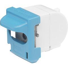 "Rapid 5025e Staple Cartridge - 25 Sheets Capacity - 0.16"" Leg - 0.5"" Crown - White - 3000 / Box"