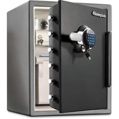 Fire-Safe XX Large Digital Lock Fire Safe - 2.07 ft³ - Combination, Dual Key, Mechanical Dial, Programmable, Electronic Lock - Water Resistant, Fire Resistant, Pry Resistant, Impact Resistant, Explosi