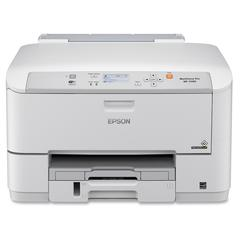 Epson WorkForce Pro WF-5190 Inkjet Printer - Color - 4800 x 1200 dpi Print - Plain Paper Print - Desktop - 20 ppm Mono Print / 20 ppm Color Print (ISO) - 330 sheets Standard Input Capacity - 45000 Dut