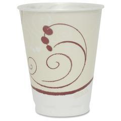 Solo Thin-wall Foam Cups - 300 / Carton - Beige - Foam