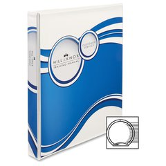 """Avery Designer View Binders with Slant Rings - 1"""" Binder Capacity - Letter - 8 1/2"""" x 11"""" Sheet Size - 3 x Ring Fastener(s) - 2 Pocket(s) - Poly - 1 Each"""