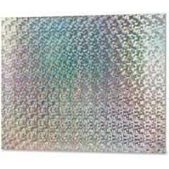 "Elmer's Holographic Foam Board - Multipurpose - 20"" x 30"" - 10 / Carton - Assorted - Polystyrene"