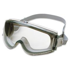 Uvex Stealth Low Profile Safety Goggles - 1 Each - Clear, Clear