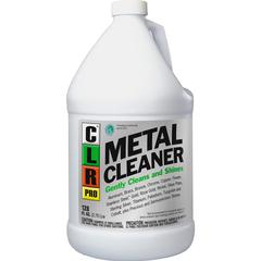 CLR Pro Metal Cleaner - 1 gal (128 fl oz) - 1 Each - Clear