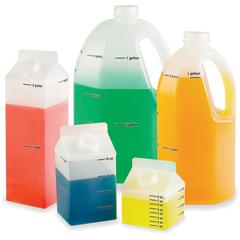 Learning Resources Gallon Measurement Set - Theme/Subject: Learning - Skill Learning: Science Experiment, Liquid Measurement - 5 Pieces - 6+
