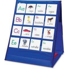 Learning Resources Tabletop Pocket Chart - Theme/Subject: Learning - Skill Learning: Sorting, Classifying, Building, Sentence, Equation Building, Graph - 5-8 Year