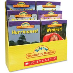 Scholastic Res. Gr1-2 Vocab. Readers Weather Books Education Printed Book for Science by Liza Charlesworth - English - Book