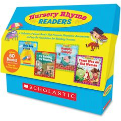 Scholastic Res. Nursery Rhyme Readers Bk Collectn Education Printed Book - English - Published on: 2011 - Hardcover