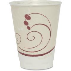 Solo Cup Thin-wall Foam Cups - 12 fl oz - 300 / Carton - White - Foam - Hot Drink, Cold Drink, Breakroom