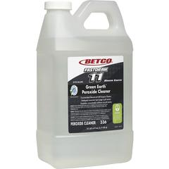Green Earth Concentrated Peroxide All-Purpose Cleaner - 0.53 gal (67.63 fl oz) - Citrus ScentBottle - 4 / Carton - Clear