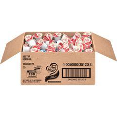 Nestlé® Coffee-mate® Coffee Creamer Original - liquid creamer singles - Original Flavor - 0.38 fl oz (11 mL) - 180/Carton - 1 Serving